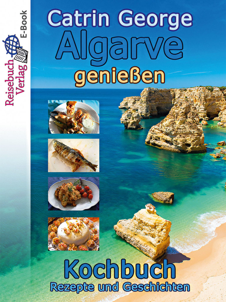 Cover des Buches Algarve genießen von Catrin George