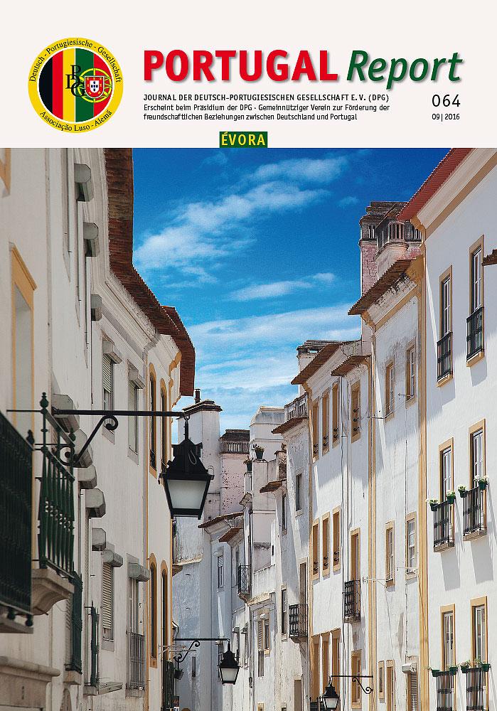 Titelseite von Portugal Report 64