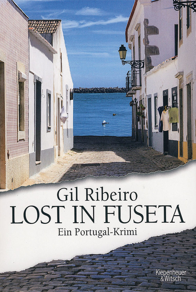 Foto des Covers von Gil Ribeiros Buch Lost in Fuseta