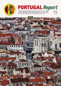 Titelseite von PORTUGAL REPORT 70