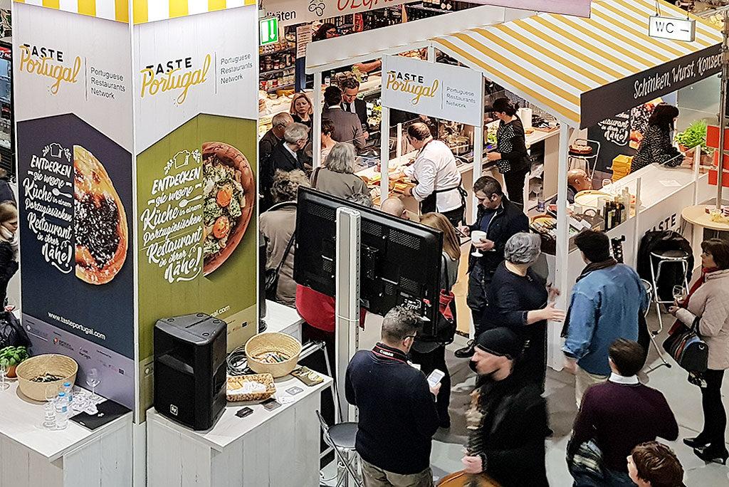Taste Portugal 2018: Foto von Herbert Schlemmer