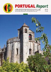Titelseite von Portugal Report 71