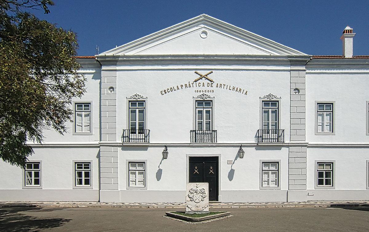 Foto vom Palácio das Passagens in Vendas Novas