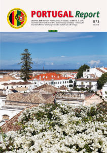 Titelseite des PORTUGAL REPORTS 72