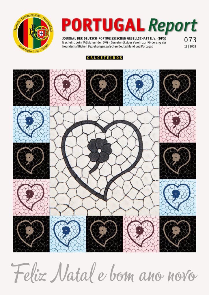 Titelseite von PORTUGAL REPORT 73