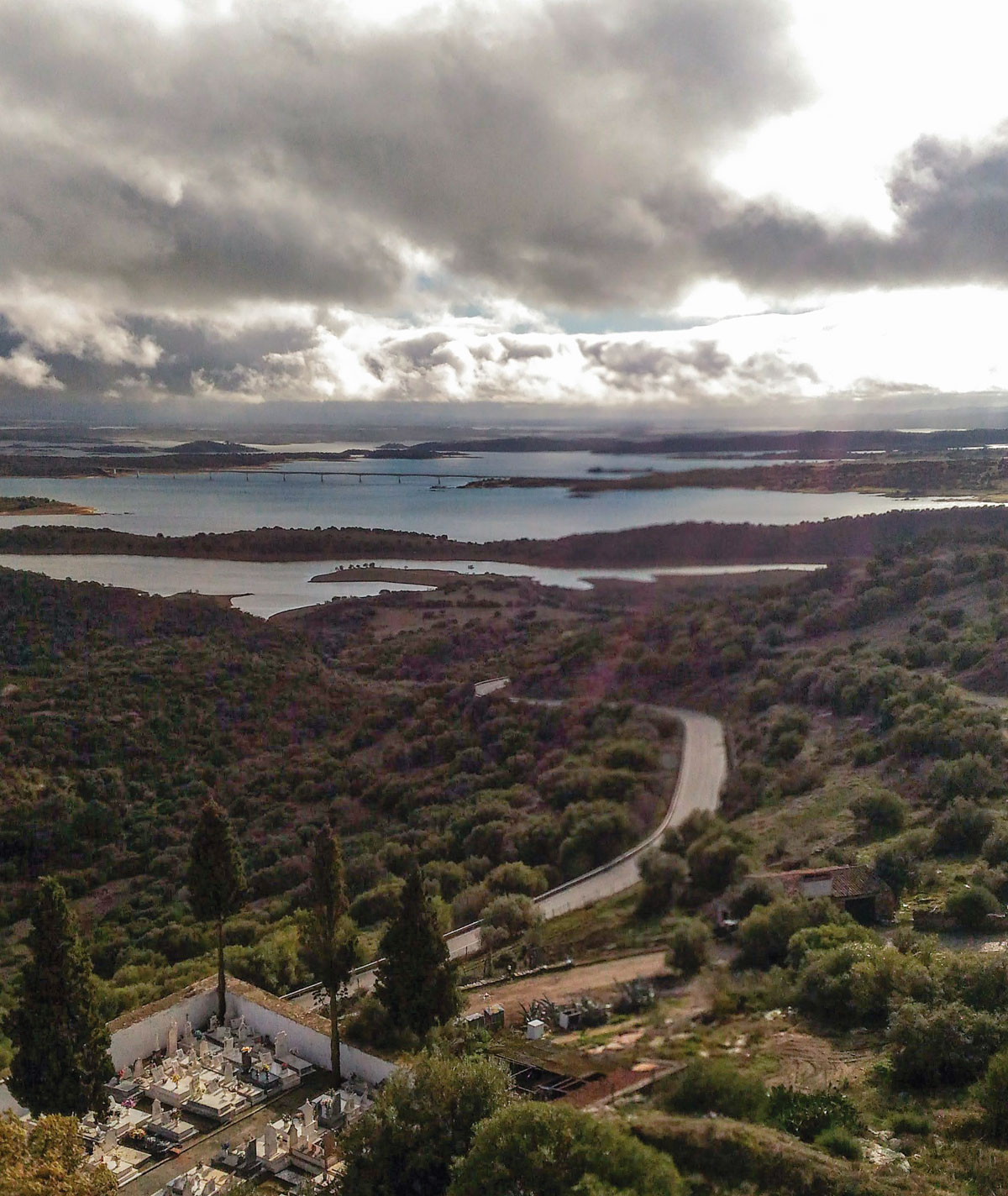 Foto von Alqueva (Portugal)