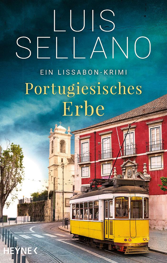 Cover von Luis Sellanos Buch »Portugiesiches Erbe«
