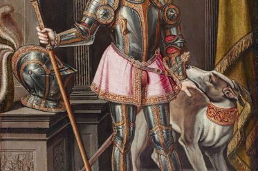 Gemälde von König Dom Sebastião