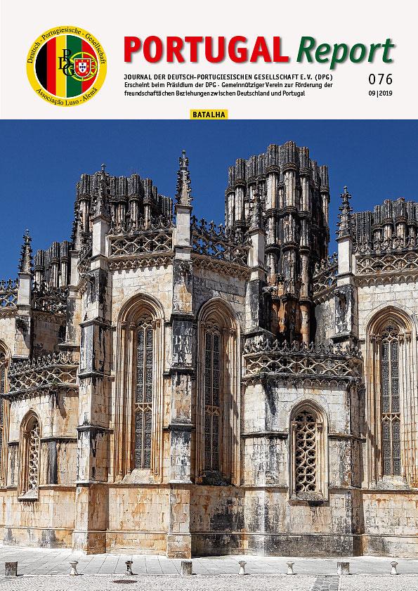 Titelseite von PORTUGAL REPORT 76 (DPG)