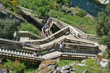 Foto aus dem Geopark Arouca