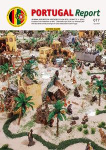 Titelseite von Portugal Report 77