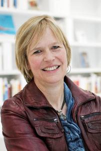 Foto von der Roman-Autorin Birte Stährmann