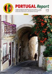 Titelseite von PORTUGAL REPORT 78