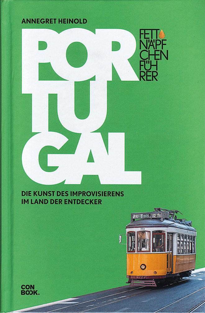 Cover des Buches Portugal-Fettnäpfchenführer