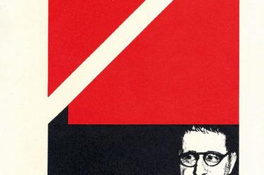 Theater-Plakat für ein Stück von Bertolt Brecht (Portugal 1975)