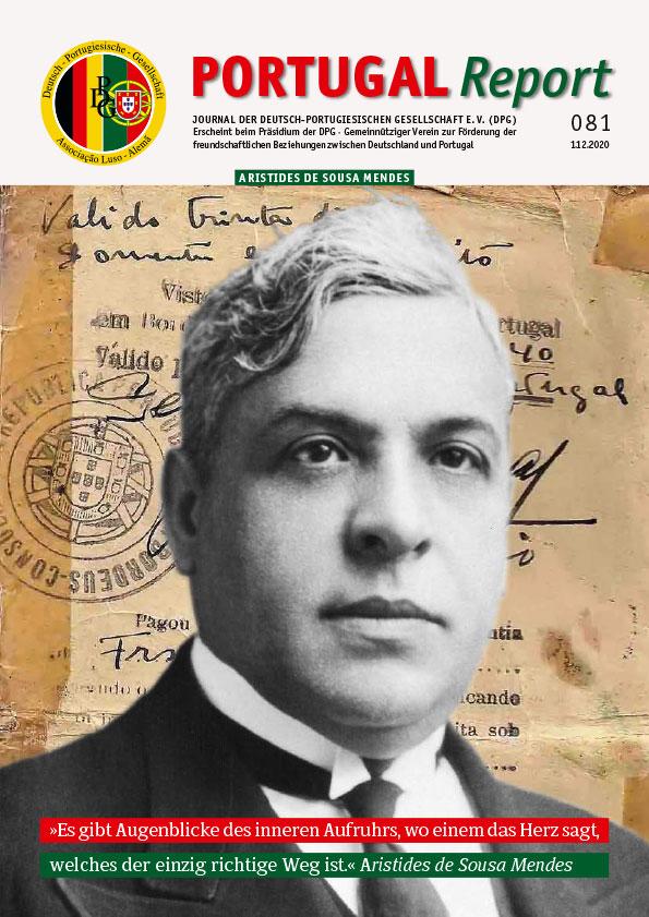 Cover von PORTUGAL REPORT 81