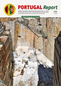 Titelseite PORTUGAL REPORT 82