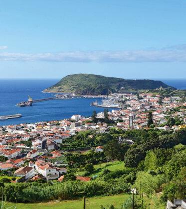 Foto von Horta, Faial (Azoren)
