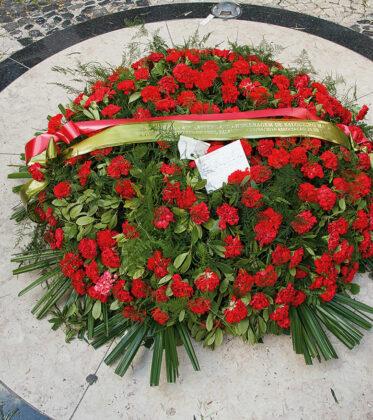 Lissabon, Largo do Carmo: In Gedenken an die Nelkenrevolution 1974