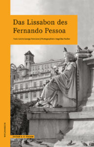 Buch Cover »Das Lissabon des Fernando Pessoa«