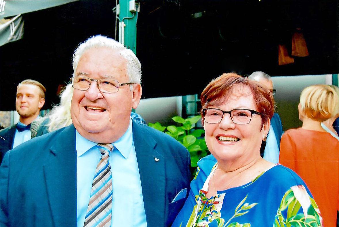 Foto von Karla und José Luis Encarnação