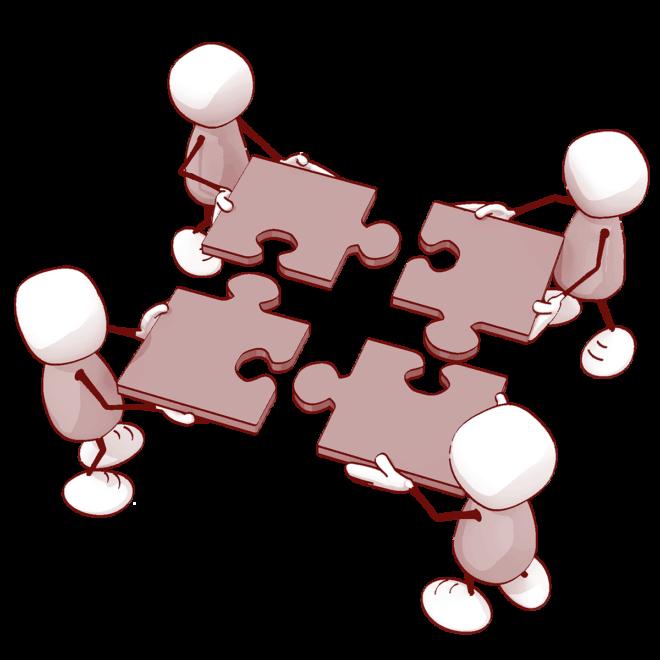 Illustration zum Thema Vereinsarbeit
